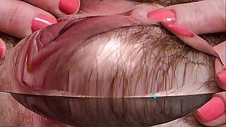 Hairy Pussy Threesome Slaps Vagina - 4:41