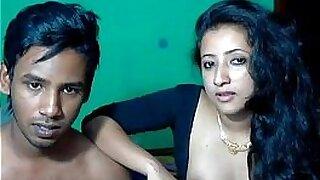 Teeny Melagrin Indian couple in bukkake with men - 29:39