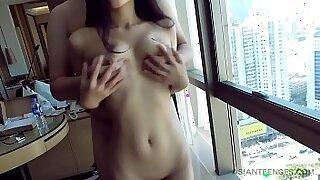 Chinese amateur slut pick up and rough fuck - 16:26