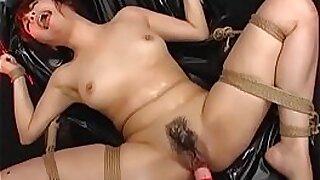 Grexton and Adam Cute Asian Slaves Hardcore - 18:55
