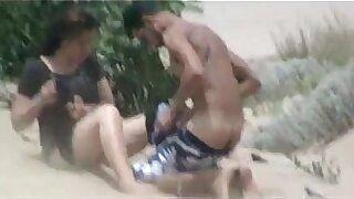 Sexful couple fucking on the beach - 1:21
