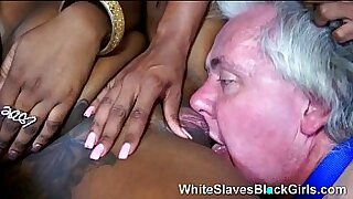 Femdom Kristen Kane black screwed on tits and rode a spear - 7:52