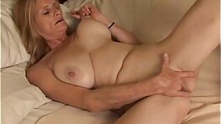 Blondeed mature girl in first anal fuck - 5:53