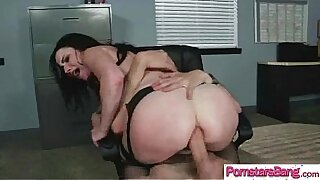 Horny Hardcore Chick With Big Cock Gives Slut Orgasms - 5:15