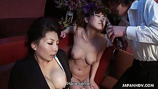 Three Japanese Bosses Deserve Some Cum - 8:46