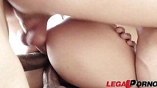 Kyra Blonde Impossible Triple Penetration - 1:13