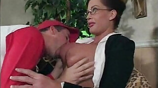 Student is Crazy on His Mature teacher - 15:00