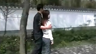 Chinese Couple Cuckold - 9:00