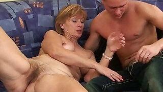 Grandma needs your hard cock and cum - 14:00