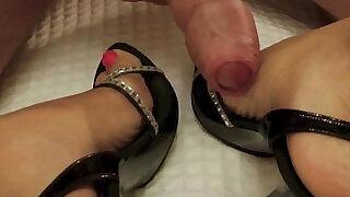 Sexy footjob - 5:00