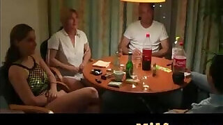 Swinger family all fucked together - 10:00