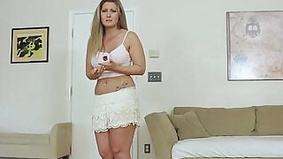 Stepsis sucks a big cock cum - 8:00