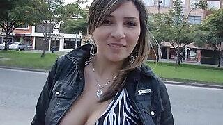 Latin babe porn casting - 6:00