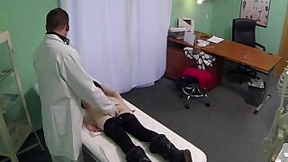 Hardcore sex in fake hospital - 5:00