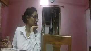 Indian Aunty Sex Horny Lily In Office HD - 10:00