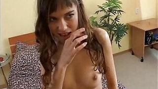 18 YO Babe Hot Fucks On Cam - 22:00