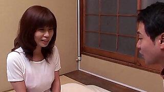 Japanese Cougar Sayori Mizusawa Uncensored JAV - 5:00