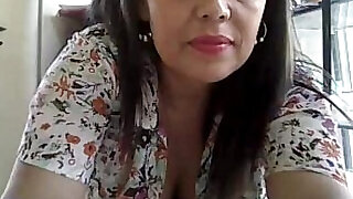 Horny milf working and masturbating at the pharmacy - 15:00