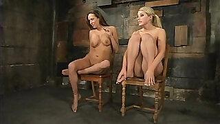 Lacie Heart and Sasha Sparks BDSM - 43:00