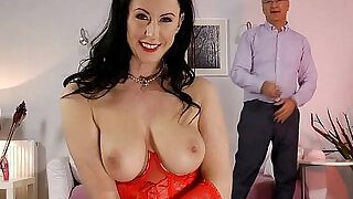 Mature anal and creampie - 10:00