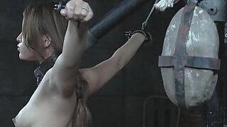 Slavegirl Milking in Restraints - 6:00