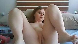 Cute Teen Masturbating On Webcam - 7:00