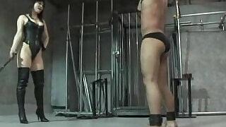Mistress Natsuki whipping - 1:1:00