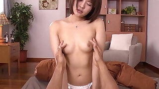 Brother Seduce Petite Step Sister in Thong to First time Fuck - 12:00