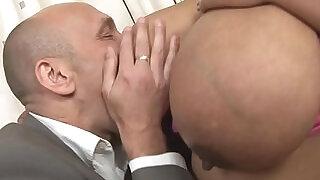 Big Tits Shanice Richards Gets Slammed - 6:00