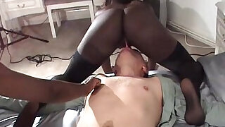 Amateur femdom facesitting compilation - 9:00