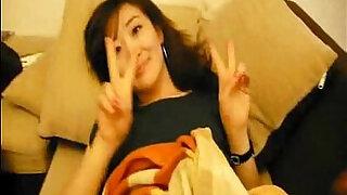 Very pretty girl girl Oh Ji eun Sex tape - 11:00