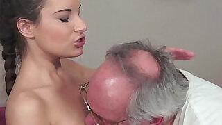 Anita Bellini Loves Old Cock - 6:00