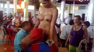 striptease de una chola en el chongo - 2:00