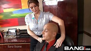 Office Horny Sluts Jodi Shanti excitement delivery compilation - 37:00