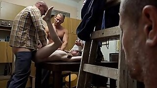 Sexual Glasses A perverted family sex - 8:35