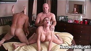 Australian Fucked by His Wife Couple But So Much More - 8:30