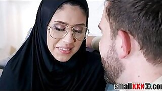 Naughty tight teen arab films her ass covered in wet cum - 8:56